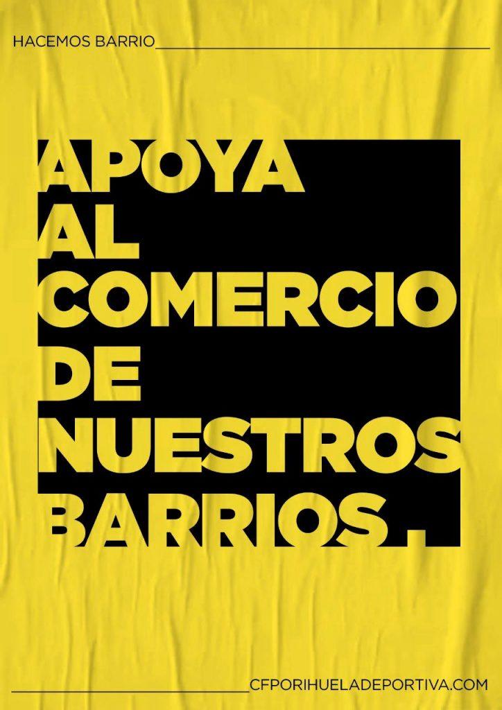APOYA AL COMERCIO DE NUESTROS BARRIOS