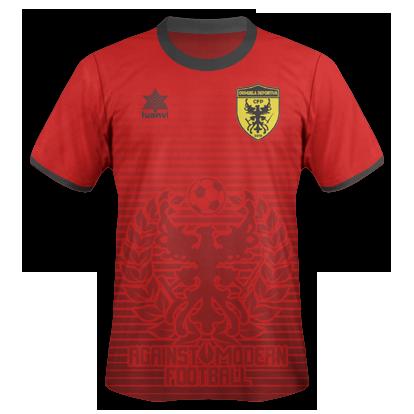 CFP Orihuela D - Camiseta 16-17 frontal
