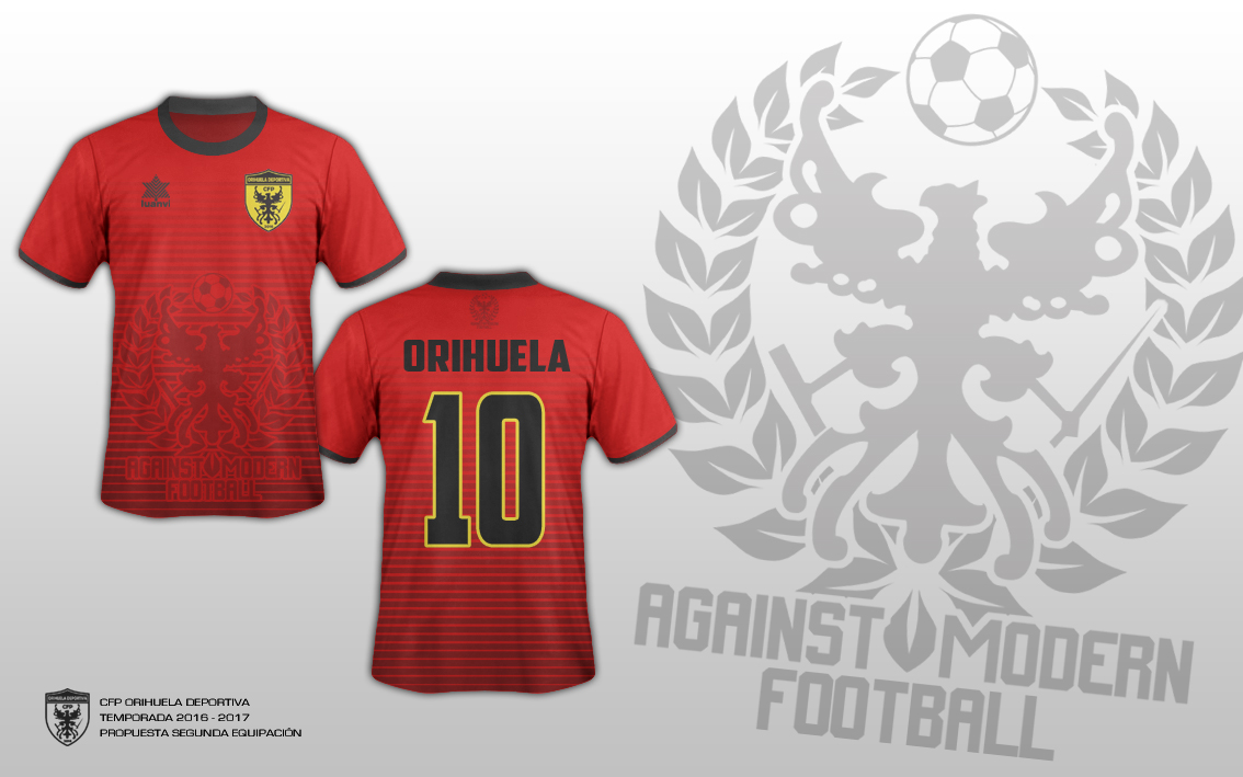 CFP Orihuela D - Camiseta 16-17