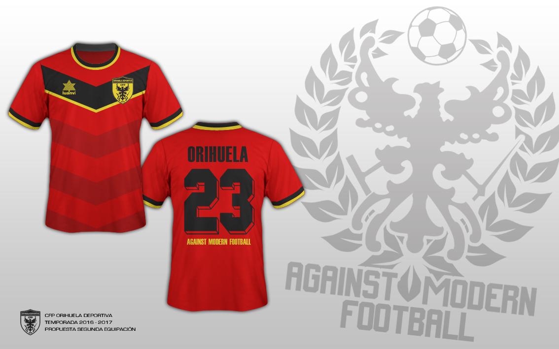 CFP Orihuela D - Camiseta 02 16-17
