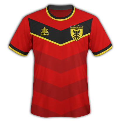 CFP Orihuela D - Camiseta 16-17 02 frontal