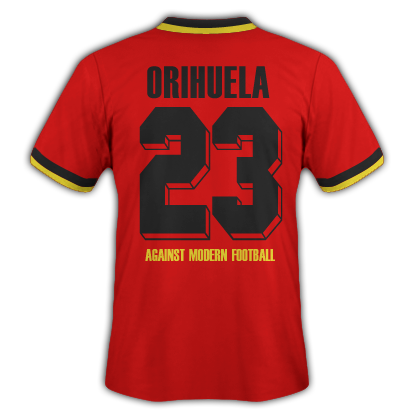 CFP Orihuela D - Camiseta 16-17 02 traseral