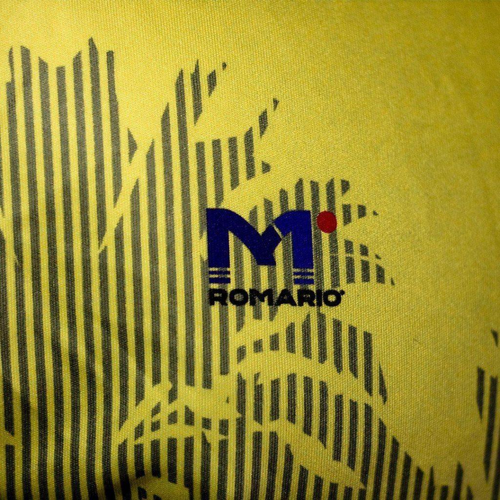 Logo de Romario